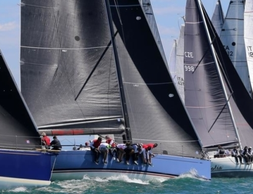 Result 44 ^ Regatta of the two gulfs