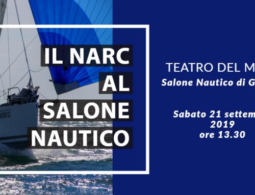 IL NARC AL SALONE NAUTICO INTERNAZIONALE DI GENOVA