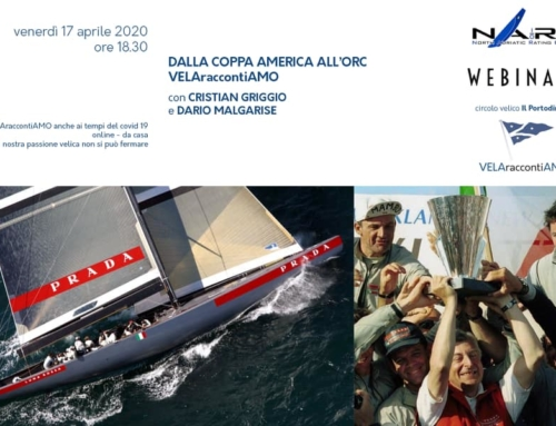 WEBINARC 5 – Dalla Coppa America all'ORC