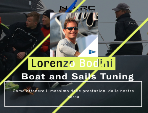 WEBINARC 6 – Boat and Sails tuning